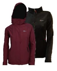Parka TRICLIMATE CAVERN Mujer